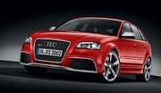Voila l'Audi RS3 Sportback