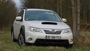 Essai Subaru Impreza XV : tromperie sur la marchandise