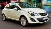 Nouvelle Opel Corsa : léger restylage et Stop & Start de série