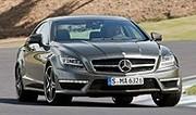 Mercedes CLS : l'arrivée du V8 biturbo