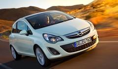 Opel Corsa restylée : appel de fard