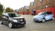 Chevrolet Orlando et Renault Grand Scenic : Des philosophies bien distinctes