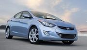 Hyundai Elantra 2011 : Fluidité revendiquée