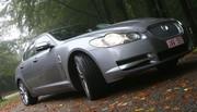 Essai Jaguar XF 211 hp : Félin bridé, mais fiscalement intéressant