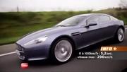 Emission Turbo : Aston Martin Rapide, BMW X6, Porsche Cayenne