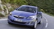 Opel Astra Sport Tourer 2.0 CDTI 160: plus sportif que déménageur