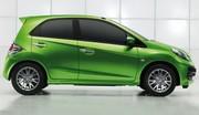 Honda Brio : A la conquête de l'Est
