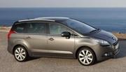 Peugeot 5008 : élu Taxi de l'année 2010-2011 en France