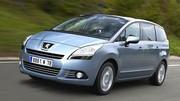 """Peugeot 5008 : """"Taxi de l'année 2010/2011"""" en France"""
