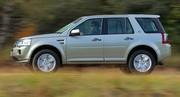 Essai Land Rover Freelander eD4 E 4x2 : Pragmatisme anglais