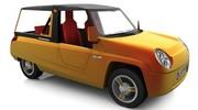 La Rinspeed BamBoo réinvente la Citroën Méhari