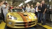 Dodge Viper : le retour annoncé
