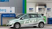 Mercedes Classe B à hydrogène : location à prix d'ami