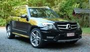Essai Mercedes-Benz GLK 250 Cdi Gmatic : Style brut et douceur de vivre