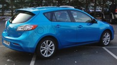 Essai Mazda 3 2.2 MZR-CD