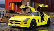 Essai Mercedes SLS E-Cell: Plaisir alternatif