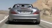 Mercedes SLK 3 : Fuite XXL