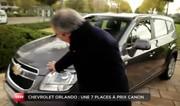 Emission Turbo : Chevrolet Orlando, Mercedes SLS E-Cell, Ferrari