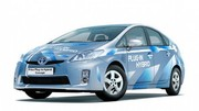 Toyota Prius Plug-in Hybrid : tests grandeur nature à New York
