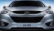 Nouvelles motorisations pour le Hyundai ix35
