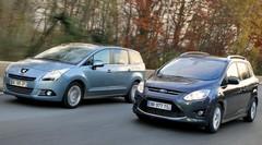 Essai Ford Grand C-MAX TDCI 140 et Peugeot 5008 HDI 150 : L'idole des jeunes et le chef de famille