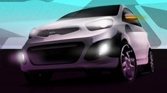 Kia Picanto 2 : premiers teasers