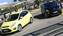 Essai Ford C-Max 1.6 STCi contre Peugeot 3008 1.6 THP 156 : L'élégant ou le baroudeur ?
