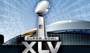 Embouteillage publicitaire pour le Super Bowl 2011