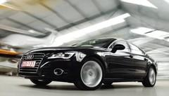 Essai Audi A7 Sportback 3.0 TDI Quattro