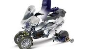 Essai deux roues : Piaggio MP3 300 LT Hybrid