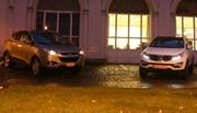 Essai Kia Sportage vs Hyundai iX35 : Invasion coréenne
