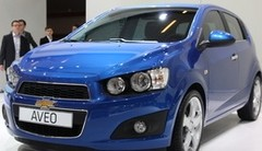 Nouvelle Chevrolet Aveo : elle s'appellera Sonic ?