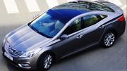 Hyundai Azera 2 : nouvelles photos