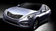 Hyundai Azera II : enfin des courbes !