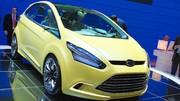 Ford : un concept de minispace à Genève