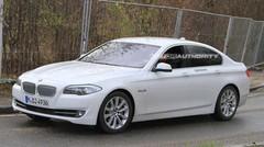 BMW ActiveHybrid 5 : premières photos