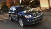 Jeep : Le Compass 2011 rentre dans le rang