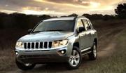 Jeep Compass : Travail de fond !