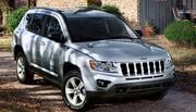 Jeep Compass restylé : Le Compass perd la boussole