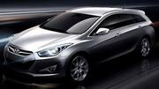 Premières images de la Hyundai i40 CW