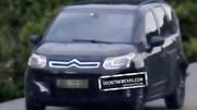 Citroën C3 Picasso restylé : première image !