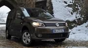 Essai Volkswagen Caddy restylé : que du bonus !