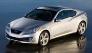 Hyundai Genesis coupé : arrivée en France