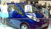 La Bluecar de Bolloré sélectionnée pour le projet d'autopartage Autolib