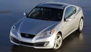 Hyundai Genesis Coupé : Visa pour la France