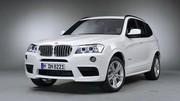 BMW : un pack M et deux nouveaux moteurs pour le X3 2011