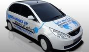 La Tata Indica Vista électrique disponible en 2011