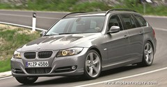 BMW 320d EfficientDynamics, aussi en break