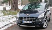 Essai Peugeot 3008 Féline THP 156 (BVA6) : Charme et esprit pratique