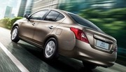 Nissan Sunny : nouvelle génération en Chine